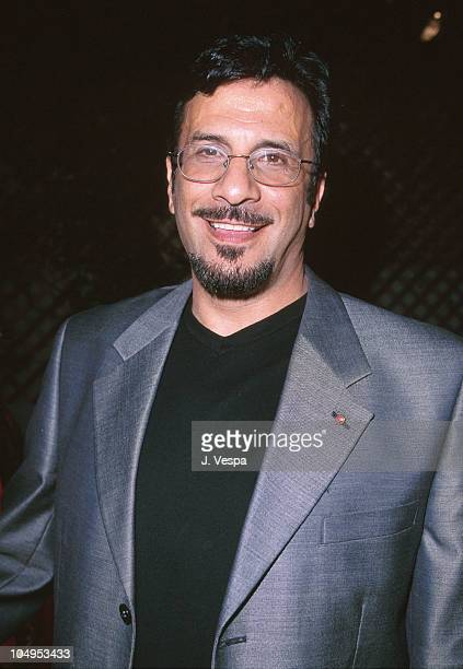 Eugenio Zanetti during Quantum Project Premiere The First Internet Feature Film Made Specifically for Download Sale on the World Wide Web at Miauhaus...