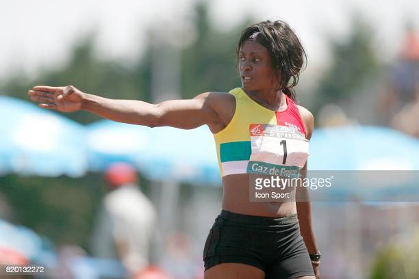 Eunice BARBER Championnat de France d Athletisme