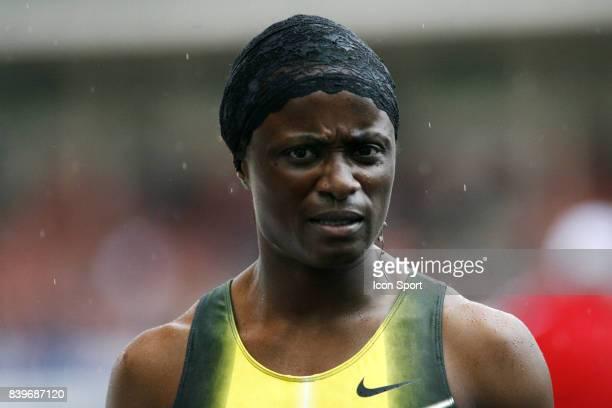 Eunice BARBER 200m Meeting Lagardere Athle Tour Stade Jean Bouin Paris