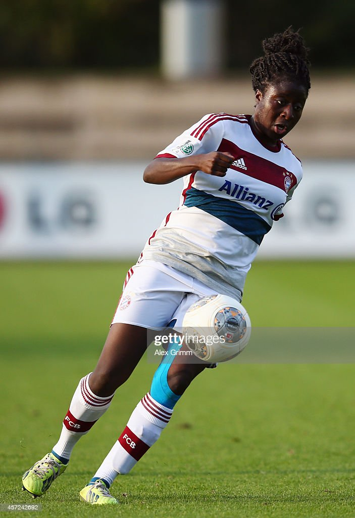 bayern m 252 nchen frauen 1 bundesliga frauen eunice beckmann stock photos and pictures getty images 729