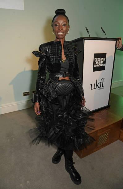 GBR: GFW x UKFT Celebrate The Next Generation Of Fashion Talent