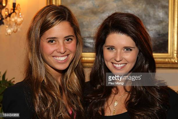 Eunice Shriver and Katherine Schwarzenegger at reception celebrating the Audi Best Buddies Challenge Washington DC hosted by Bill Dean CEO of MC Dean...