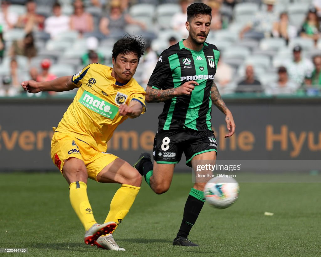 A-League Rd 15 - Western United v Central Coast : News Photo