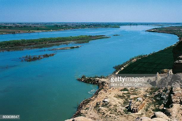 Euphrates River near Doura Europos Syria