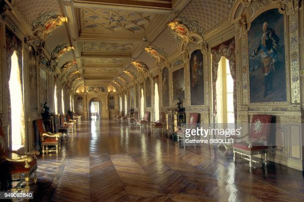the castle of Maintenon The Noailles family portrait gallery Upon the death of the marquise de Maintenon the estate returned to the Noailles family...