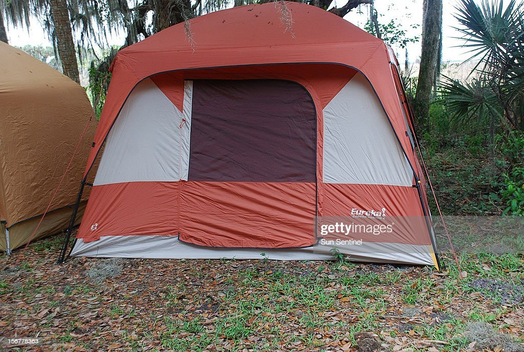 The Eureka! Copper Canyon 6 dome tent has plenty of room for the family and & Outdoors gift guide Pictures   Getty Images