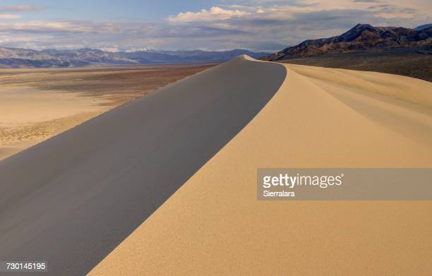 Eureka Dunes, Death Valley National Park, California, America, USA