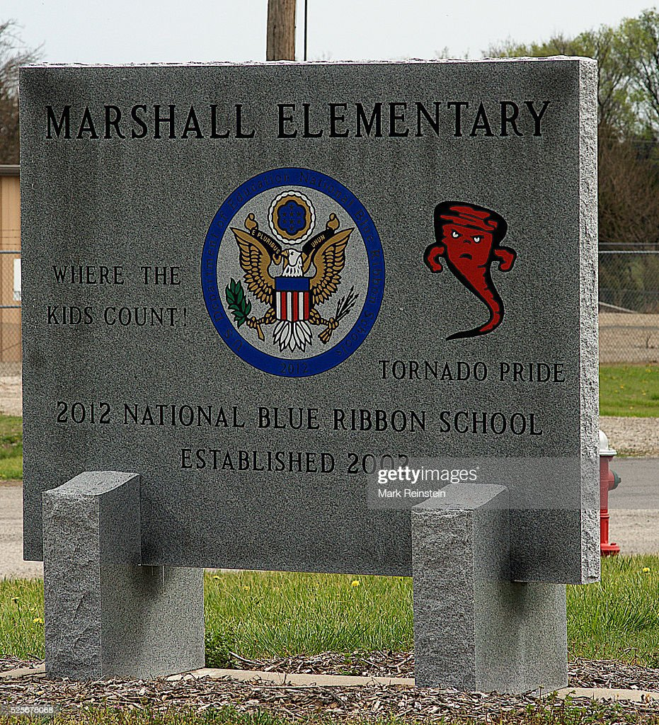 Eureka, Kansas 4-12-2015 Marshall Elementary School  Kourtnie Ann