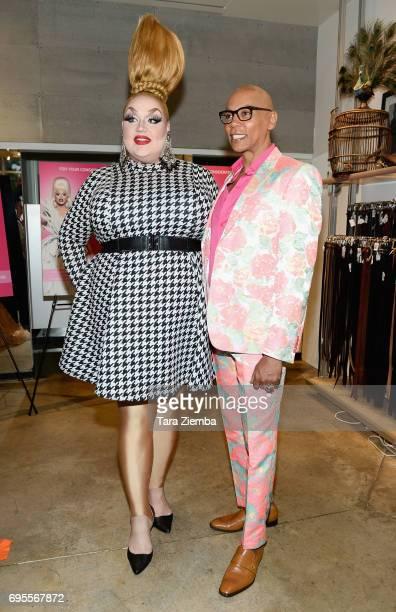 FYC Costume Exhibit Launch Party For VH1s RuPauls Drag