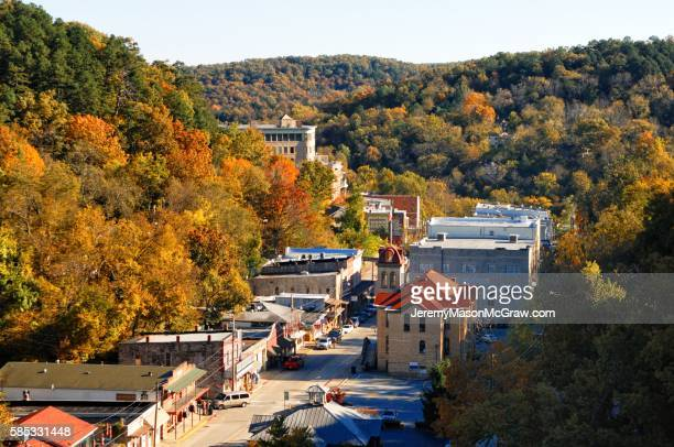 eureka springs, arkansas - ozark mountains stock pictures, royalty-free photos & images