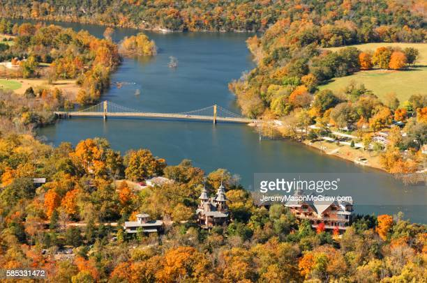 eureka springs, arkansas - arkansas stock photos and pictures