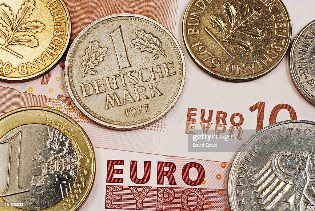 Deutsche Mark To Euro