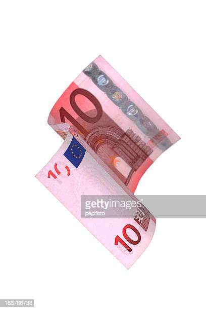 Euro banknote