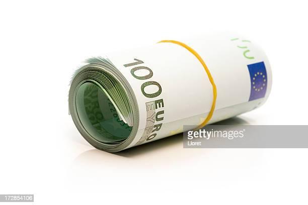 Euro-Banknoten Money Roll