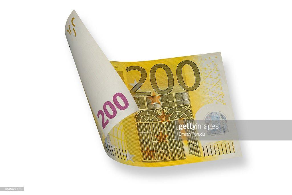 Euro Banknotes : Stock Photo