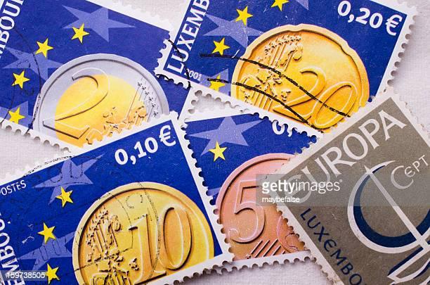 Euro coins entered circulation