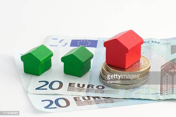 Euro housing money