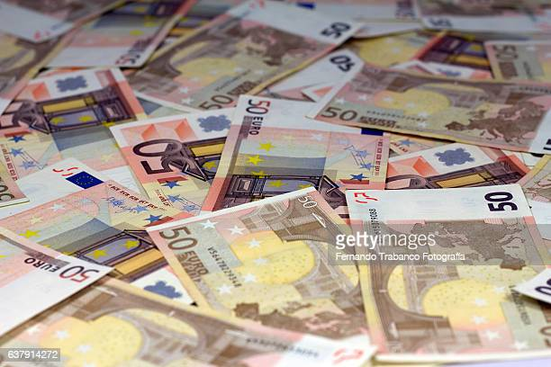 euro paper money - kunstmatig stockfoto's en -beelden