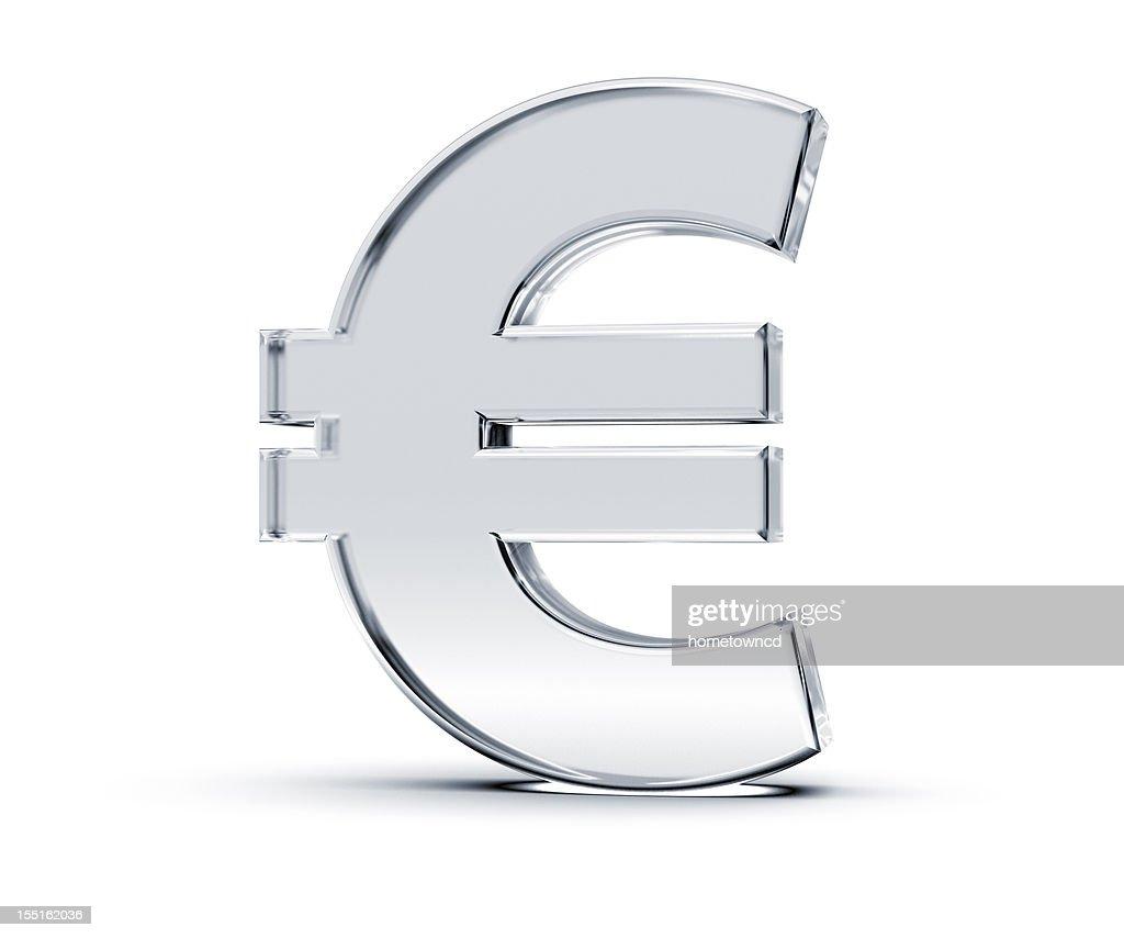 ユーロ通貨記号 : ストックフォト