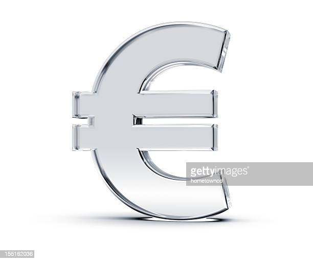 euro symbol - symbol stock pictures, royalty-free photos & images