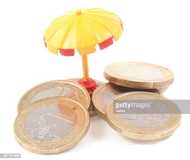 Euro-Regenschirm