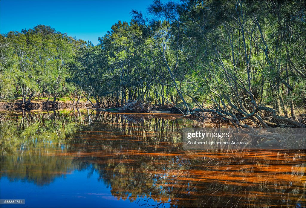 Eurobodella National Park, southern coastline of New South Wales, Australia. : Stock Photo