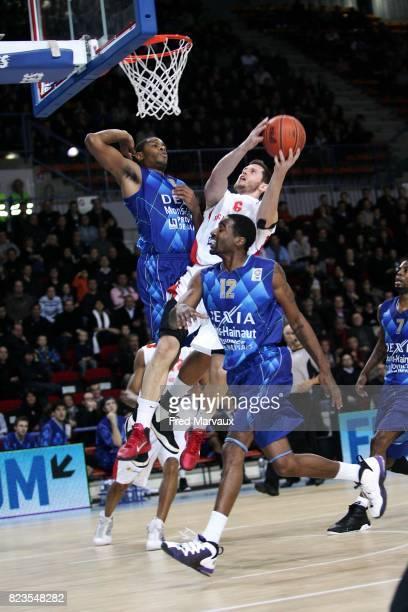 Eurochallenge Basket : Nancy / Mons