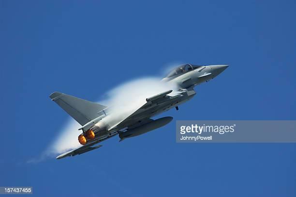 eurofighter typhoon - exército britânico - fotografias e filmes do acervo