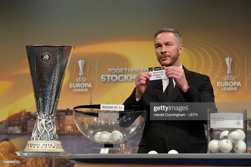 UEFA Champions League and Europa League Draws : Nachrichtenfoto