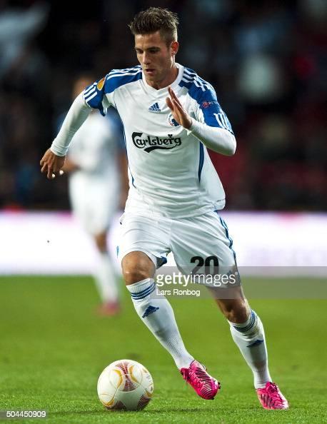 Europa League FCK vs. Molde FK - Martin Vingaard, FCK FC ...