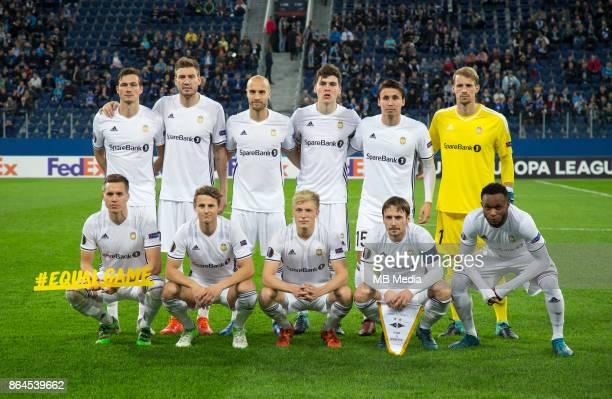 Zenit St Petersburg 3 'u2013 1 Rosenborg BK Rosenborg BK team