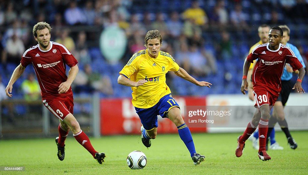 20:00 Europa League Brøndby - FC Vaduz : News Photo