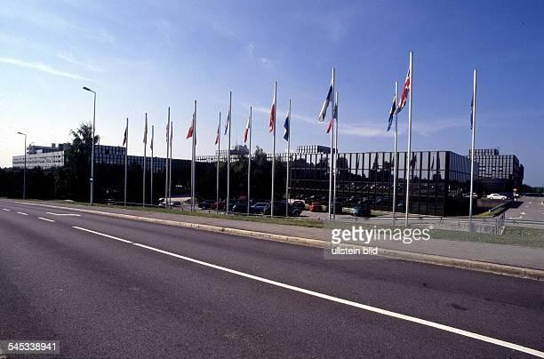 Europazentrum auf dem Kirchberg 1998europazentrum