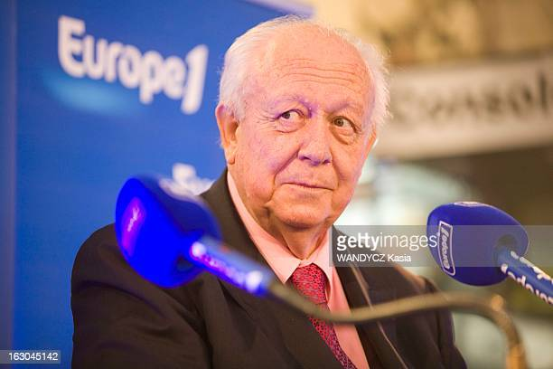 Europe 1 In Marseille Mars 2009 EUROPE 1 s'installe à Marseille pour treize heures de diffusion ininterrompue hors de la station Le maire de...