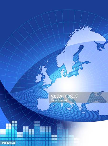 Europe montage layout