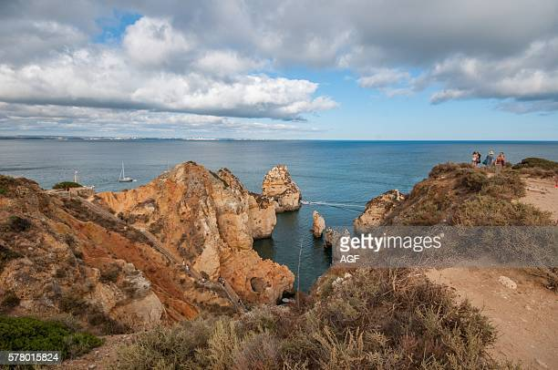 Europe Portugal Algarve Region Lagos Lanzellotto Antonello/AGF/UIG via Getty Images