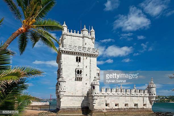 Europe, Portugal, Belem Tower in Lisbon