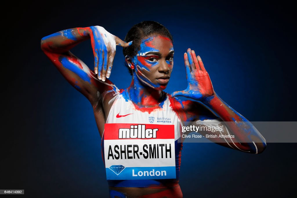 The muller anniversary games launch photos and images getty images