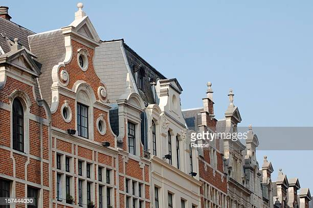 european architecture - facade stock pictures, royalty-free photos & images