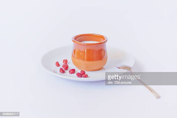 european breakfasts - fruta stock photos and pictures
