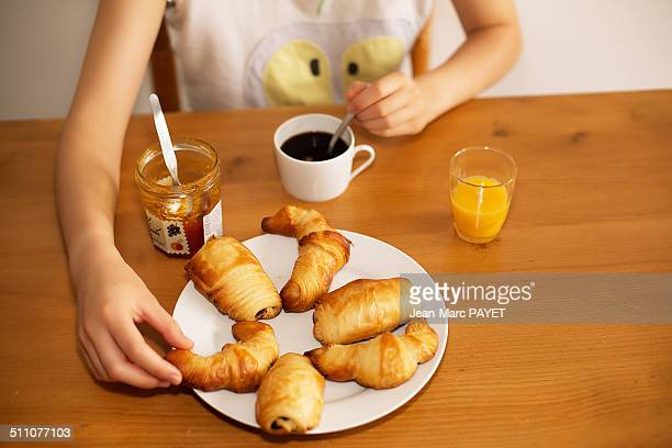 european breakfasts - jean marc payet stock pictures, royalty-free photos & images