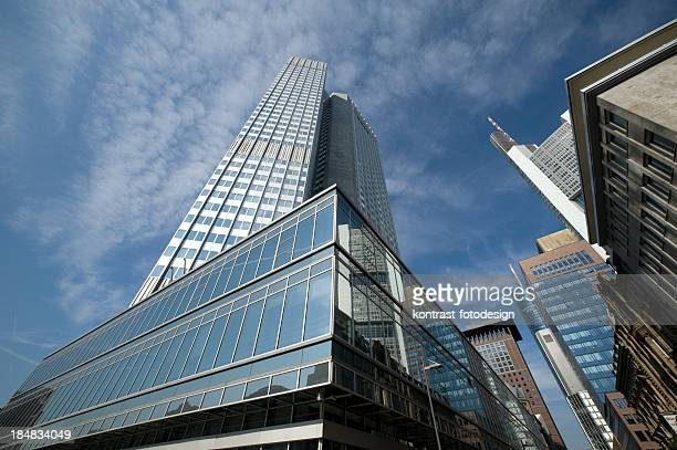 european central bank, ezb, ecb - european central bank stock photos and pictures