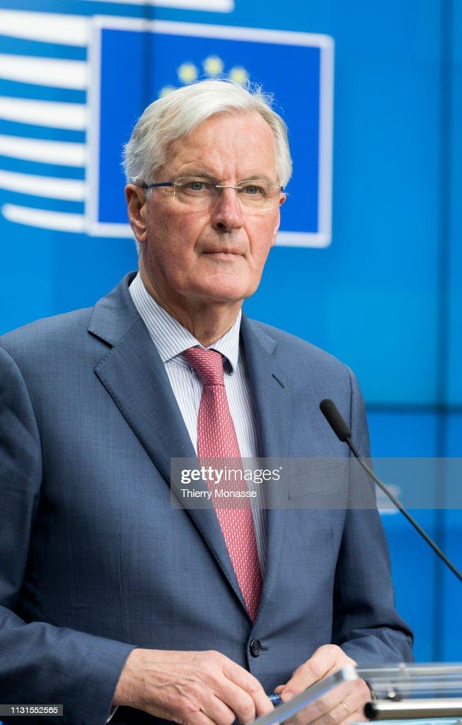 BEL: EU General Council Meets To Discuss Article 50