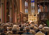 European church service