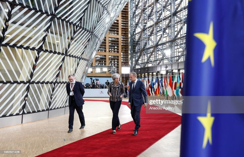 12th ASEM Summit in Brussels : News Photo