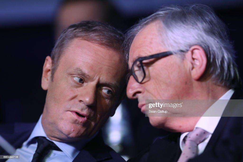 European Leaders Attend EPP Congress : ニュース写真