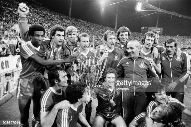 European Cup Final at the Olympic Stadium in Munich Nottingham Forest 1 v Malmo 0 Only some 27 months after languishing in eighth place in the Second...