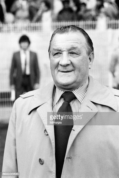 European Cup Final at the Parc Des Princes in Paris France Liverpool 1 v Real Madrid 0 Liverpool manager Bob Paisley27th May 1981