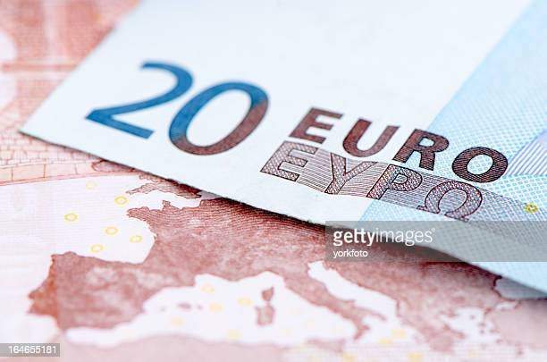 Monnaie européenne.