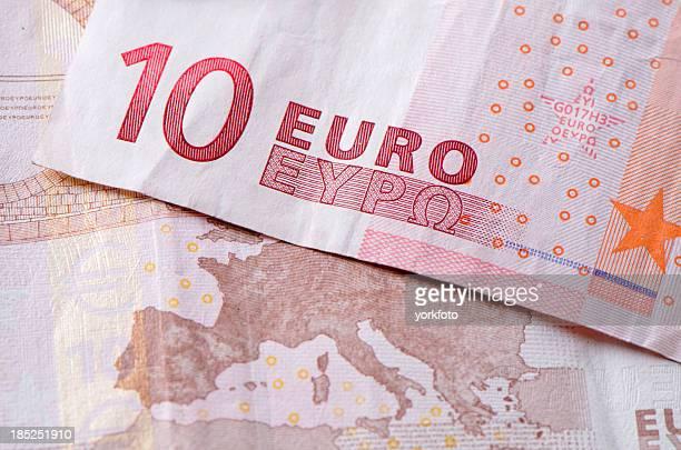 Europäische Währung.